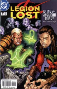 Legion Lost (Series One) 2000 - 2001 #7
