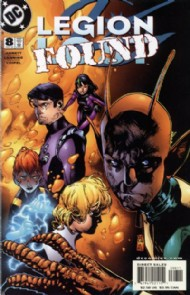 Legion Lost (Series One) 2000 - 2001 #8
