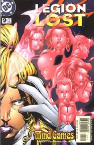 Legion Lost (Series One) 2000 - 2001 #9