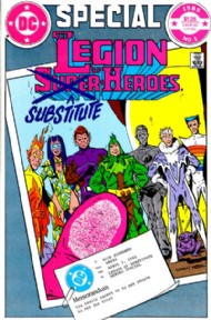 Legion of Substitute-Heroes Special 1985 #1
