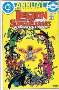 Legion of Super-Heroes (1st Series) Annual 1982 #1