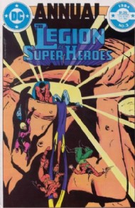 Legion of Super-Heroes (1st Series) Annual 1982 #3