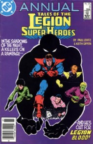 Legion of Super-Heroes (1st Series) Annual 1982 #4