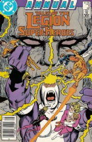 Legion of Super-Heroes (1st Series) Annual 1982 #5