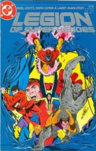 Legion of Super-Heroes (2nd Series) 1984 - 1989 #1