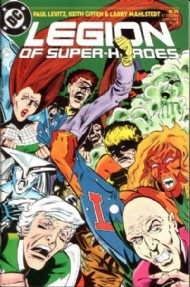 Legion of Super-Heroes (2nd Series) 1984 - 1989 #2