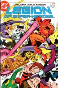 Legion of Super-Heroes (2nd Series) 1984 - 1989 #3