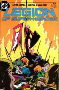 Legion of Super-Heroes (2nd Series) 1984 - 1989 #5