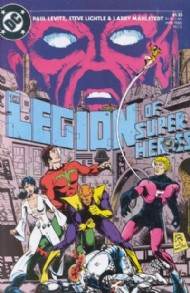 Legion of Super-Heroes (2nd Series) 1984 - 1989 #8