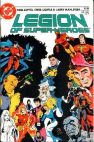 Legion of Super-Heroes (2nd Series) 1984 - 1989 #9