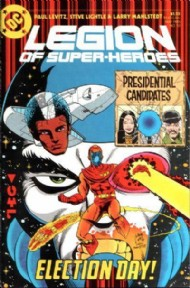 Legion of Super-Heroes (2nd Series) 1984 - 1989 #10