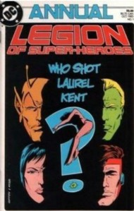 Legion of Super-Heroes (2nd Series) Annual 1985 #1
