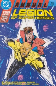 Legion of Super-Heroes (2nd Series) Annual 1985 #4