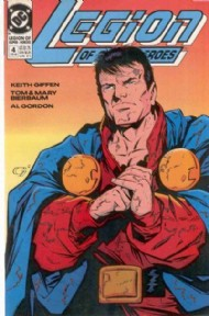 Legion of Super-Heroes (3rd Series) 1989 - 2000 #4
