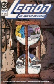 Legion of Super-Heroes (3rd Series) 1989 - 2000 #5