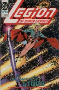 Legion of Super-Heroes (3rd Series) 1989 - 2000 #9