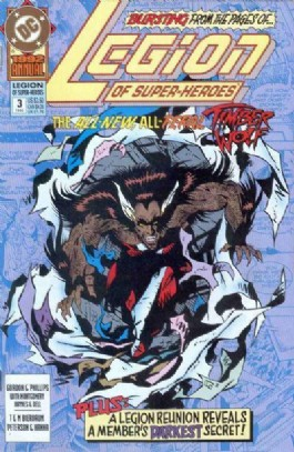 Legion of Super-Heroes (3rd Series) Annual #3