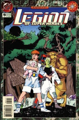 Legion of Super-Heroes (3rd Series) Annual #5