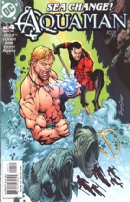 Aquaman (4th Series) 2003 - 2007 #4