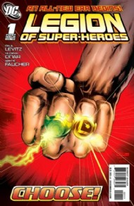 Legion of Super-Heroes (5th Series) 2010 - 2011 #1