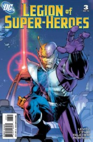 Legion of Super-Heroes (5th Series) 2010 - 2011 #3