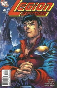 Legion of Super-Heroes (5th Series) 2010 - 2011 #4