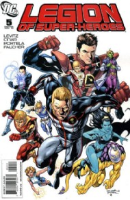Legion of Super-Heroes (5th Series) 2010 - 2011 #5