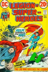 Legion of Super-Heroes (Limited Series) 1973 #1