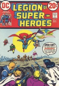 Legion of Super-Heroes (Limited Series) 1973 #2