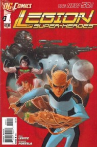 Legion of Super-Heroes (New 52) 2011 - 2013 #1