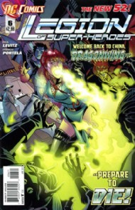 Legion of Super-Heroes (New 52) 2011 - 2013 #6