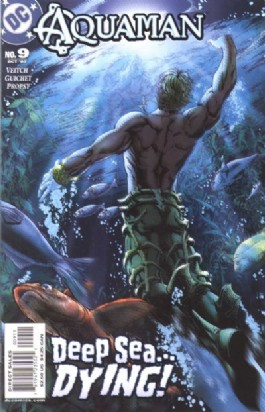 Aquaman (4th Series) #9