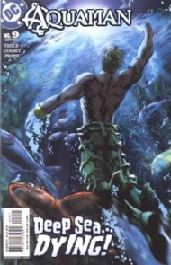 Aquaman (4th Series) 2003 - 2007 #9