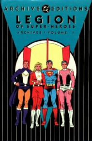 Legion of Super-Heroes Archives 1991 #1