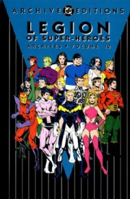 Legion of Super-Heroes Archives 1991 #10
