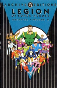Legion of Super-Heroes Archives 1991 #2