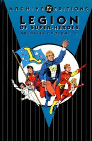Legion of Super-Heroes Archives 1991 #3