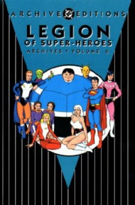 Legion of Super-Heroes Archives 1991 #6