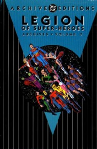 Legion of Super-Heroes Archives 1991 #7
