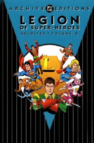 Legion of Super-Heroes Archives 1991 #8