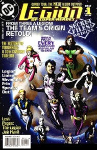 Legion of Super-Heroes Secret Files and Origins 1998 #1