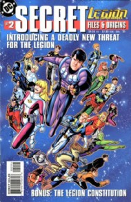 Legion of Super-Heroes Secret Files and Origins 1998 #2