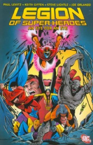 Legion of Super-Heroes: an Eye for an Eye 1997