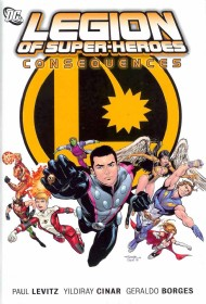 Legion of Super-Heroes: Consequences 2011