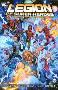 Legion of Super-Heroes: the Choice 2011