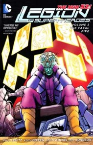 Legion of Super-Heroes: the Fatal Five 2014 #3
