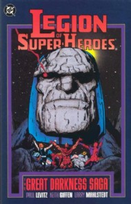 Legion of Super-Heroes: the Great Darkness Saga 1989