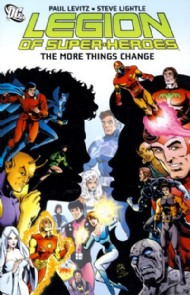 Legion of Super-Heroes: the More Things Change 2008