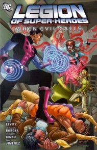 Legion of Super-Heroes: When Evil Calls 2012