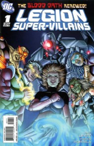 Legion of Super-Villains 2011 #1
